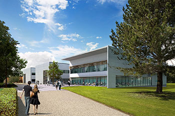 <b>The Exchange Building</b><br>Colworth Science Park