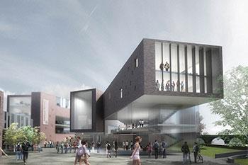 <b>City Campus</b><br>Cumbria University