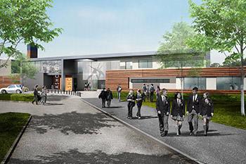 <b>Ashcroft School</b><br>Luton BSF/<wbr>Wates Construction