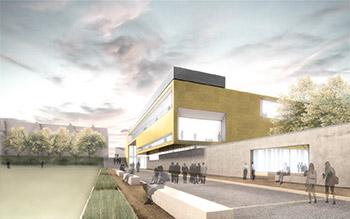 <b>Creative Arts Facility</b><br>University of Hull
