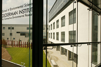 <b>Zuckerman Institute for <wbr>Connective Environmental <wbr>Research</b><br>University of East Anglia