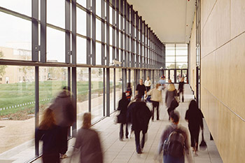 <b>deHavilland Academic and LRC</b><br>University of Hertfordshire