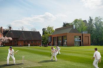 <b>Chigwell VI Form Centre</b><br>Chigwell School