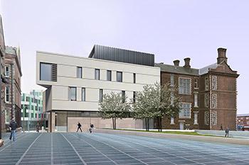 <b>Learning Hub</b><br>The University of Sheffield