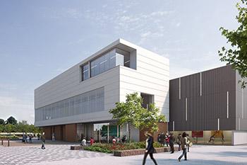 <b>Sports Hub</b><br>University of Northampton