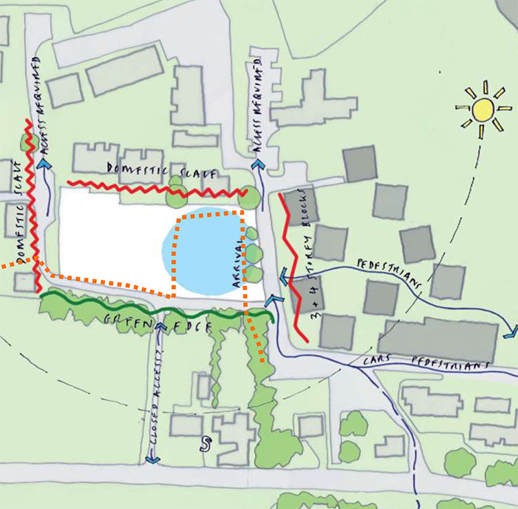 Rvc Campus Map.2013 Mcw Architects