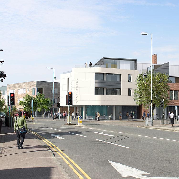 <b>Aparthotel Cambridge</b> | TLC