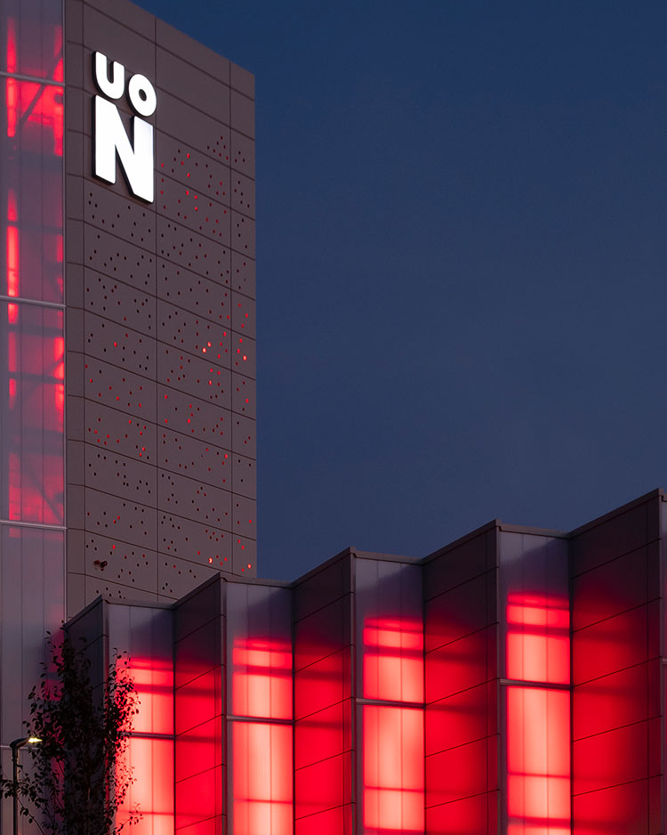 <b>Energy Centre</b> | University of Northampton