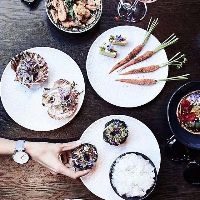 Fancy dining never looked so fine... however you are going to treat yourself after a big week, make sure you do it FOR YOU & no one else. Foodie ventures via @lifestylesydney