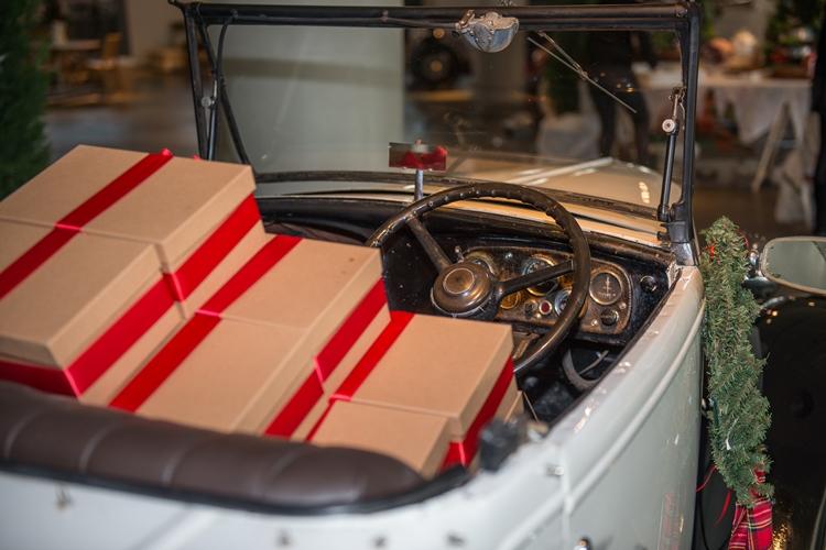 - 2016 Mercedes Xmas Event @ Μουσείο Αυτοκινήτου