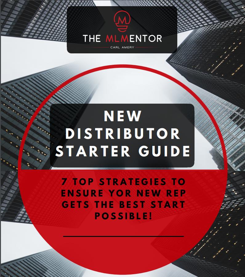 The MLMentor Distributor Starter Guide