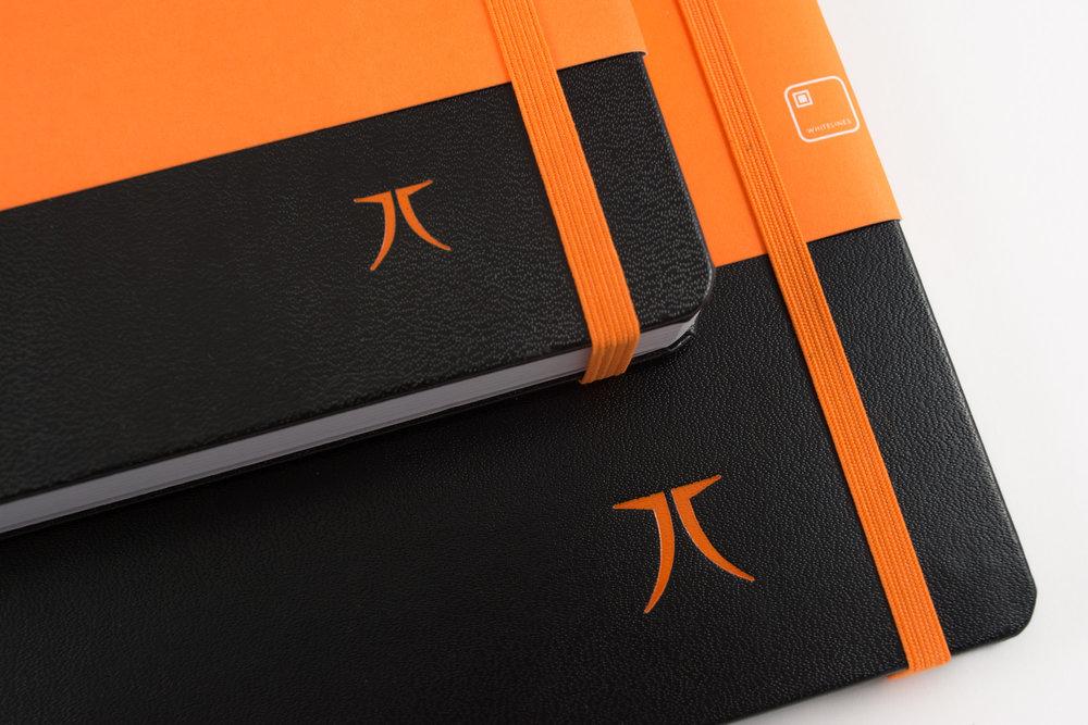 Foil printed Leuchtturm1917 notebook