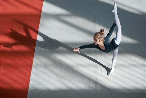 """Corso """"Avviamento alla ginnastica artistica"""" Laboratorio del movimento"""