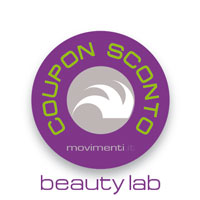 COUPON SCONTO ESTETICA | BEAUTY LAB | MOVIMENTI