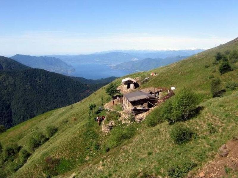 Escursione alla Capanna Merigetto