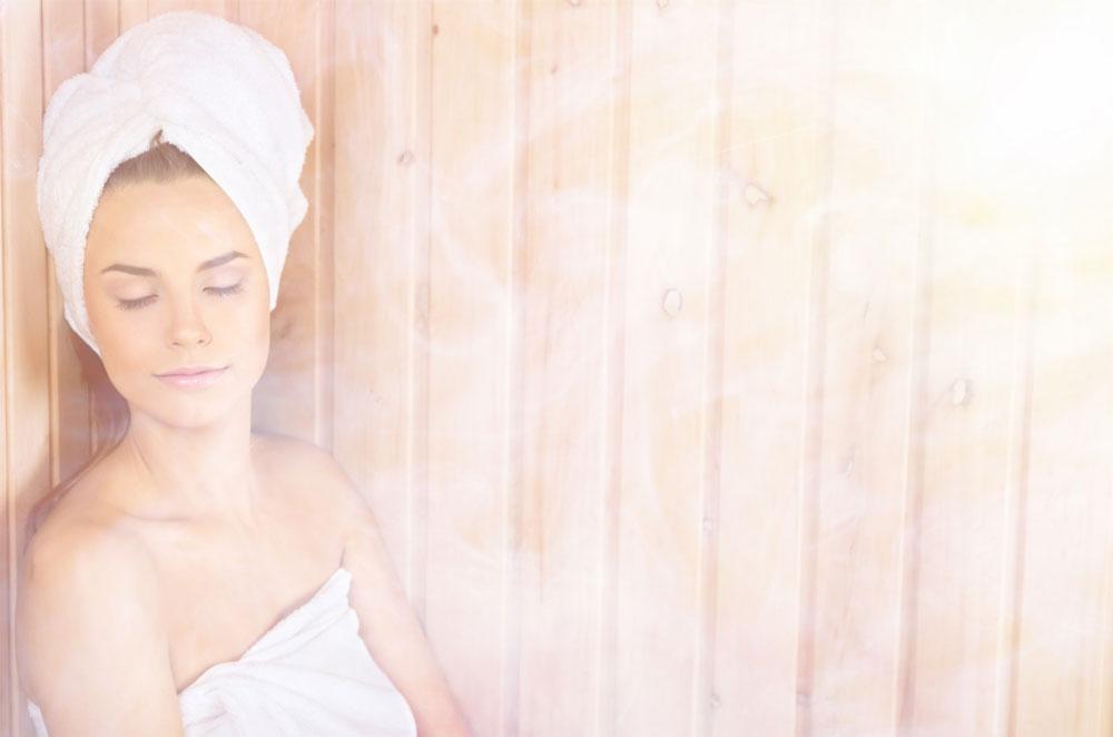 Il bagno di calore è una vera risorsa di bellezza e benessere