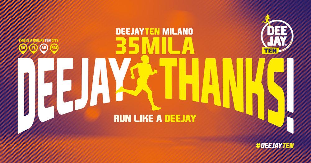 Deejay Ten a Milano