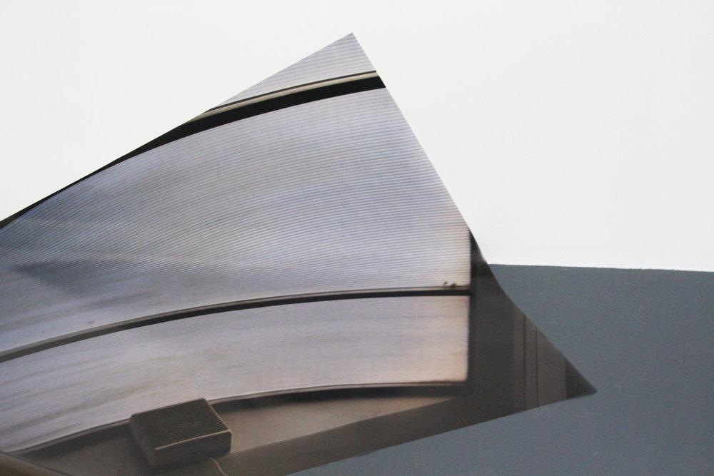 The Studio  Inkjet print, concrete 2017