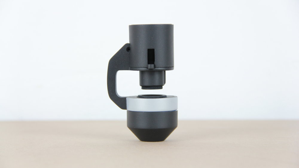 Smartphone Microscope - Battery-powered microscope that makes use of the smartphone camera