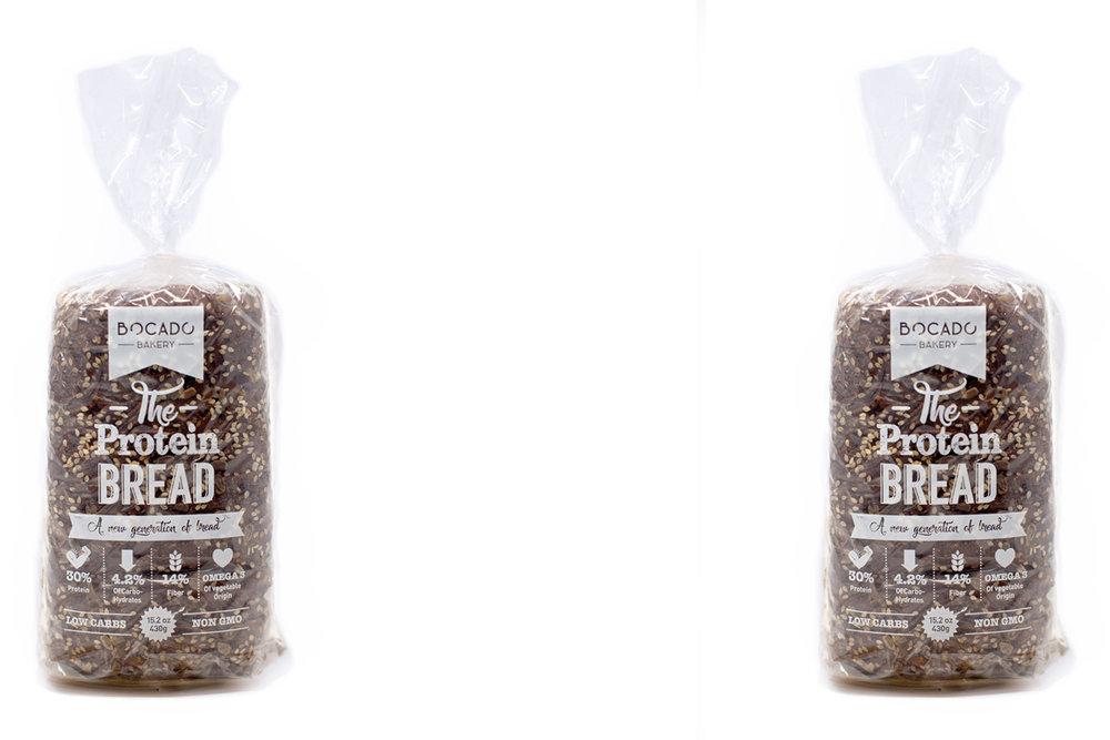 Protein Bread -