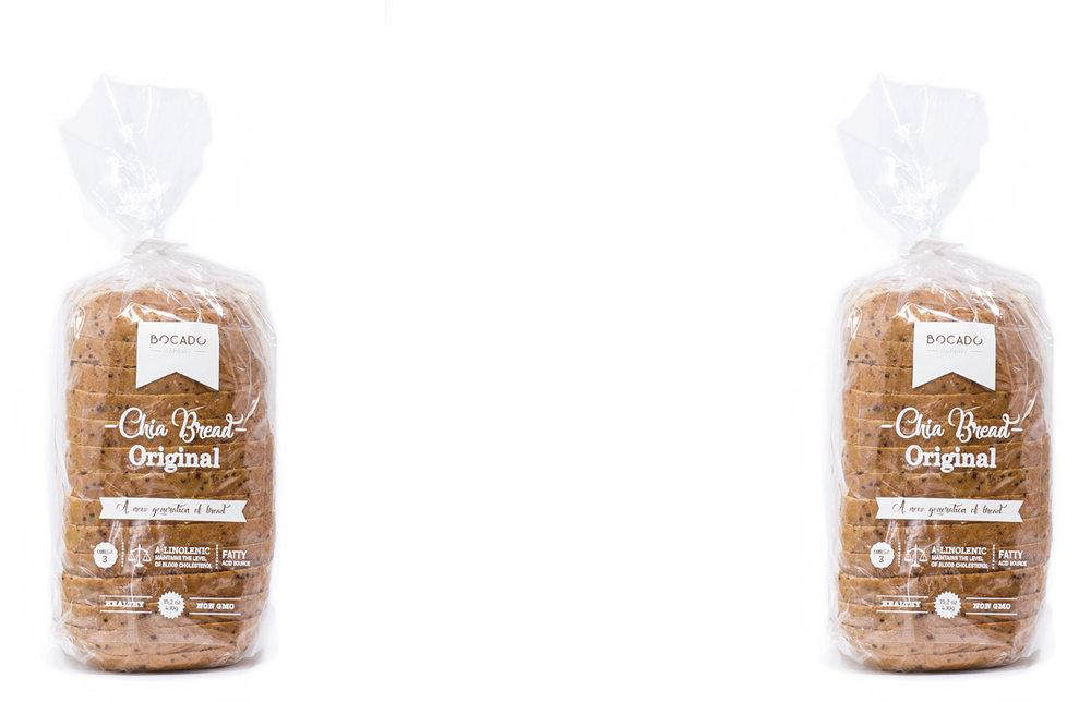 Pan de Chía -