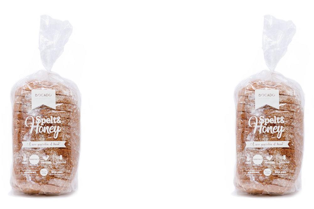 Espelta y miel -