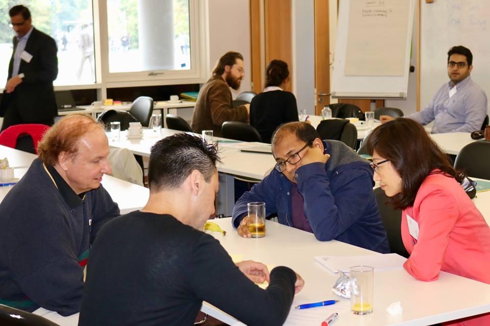 International Workshop at Surrey University (Guilford, UK),September 2017