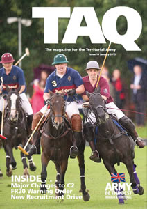 TAQ Cover January 2012 Issue