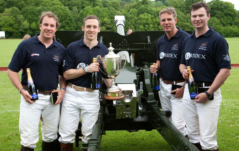HAC Royal Artillery Cup Winners 2012