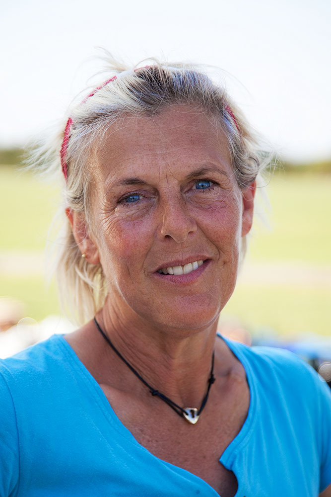 Georgiana Crofton - HAC Polo's Instructor