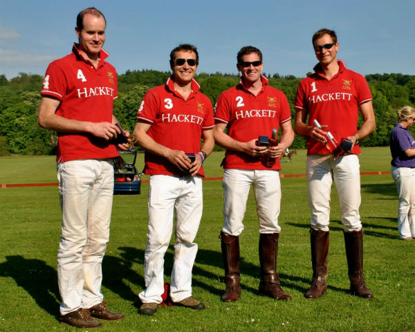 British Army Polo Team