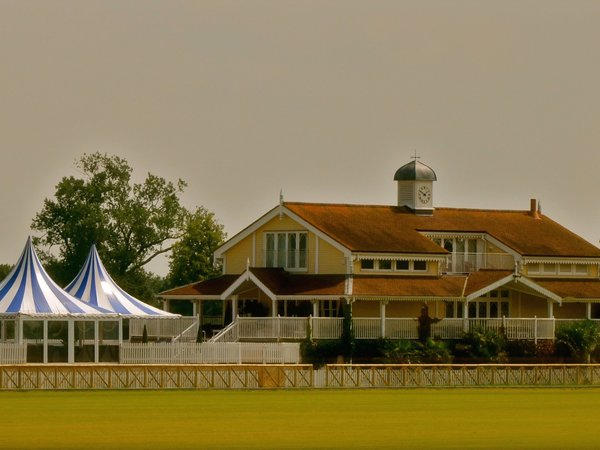 Dallas Burston Polo Club House