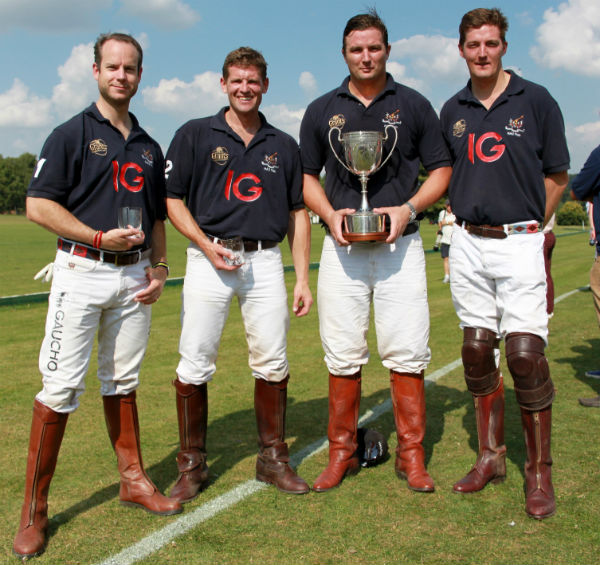 Victorious IG HAC Polo Team