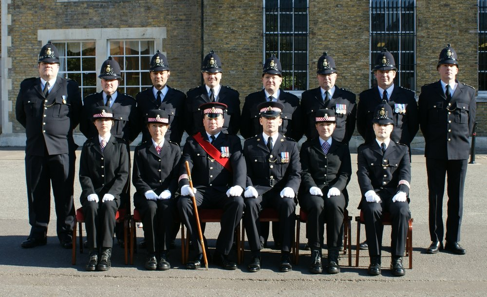 HAC Police Detachment - Royal Review
