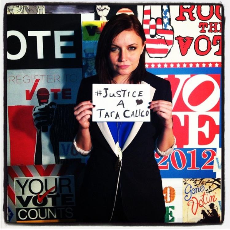 Lindsay Haun wants #Justice4TaraCalico