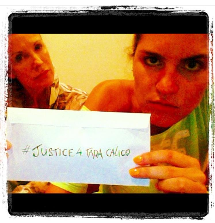 Hassiba Freiha and Judith Freiha wants #Justice4TaraCalico