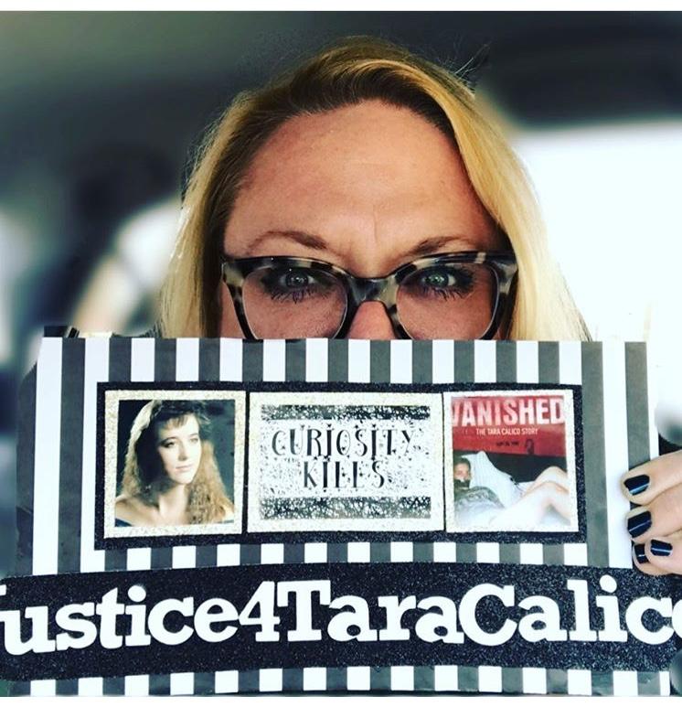 Lindsay Olson wants #Justice4TaraCalico