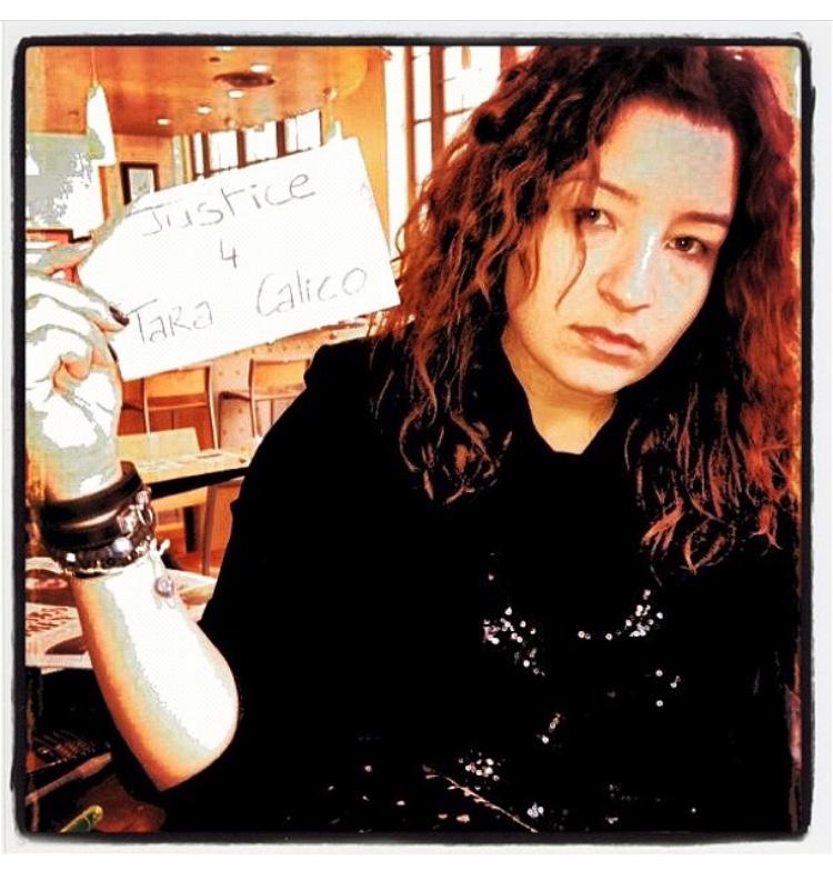Reine Issa wants #Justice4TaraCalico