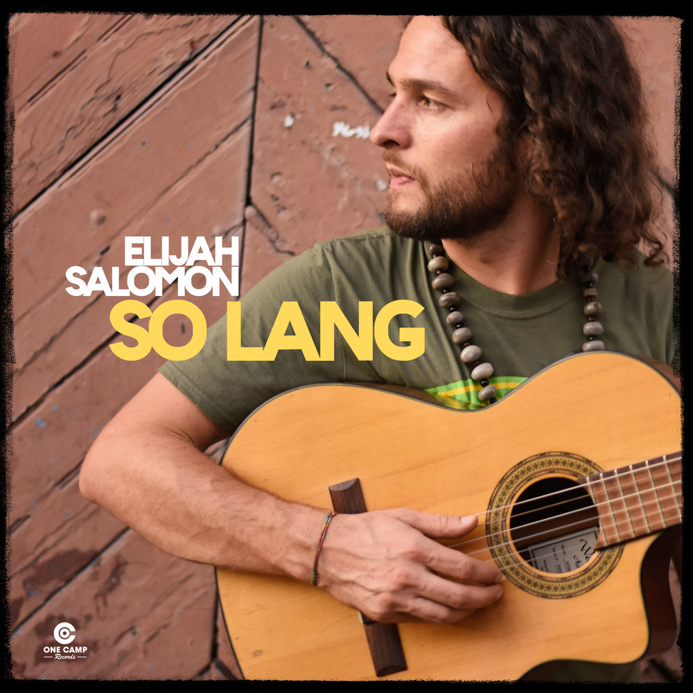 "Diesen Freitag 22.02.19 veröffentlicht Elijah Salomon seine neue Single ""So Lang"" von der kommenden EP ""Herz Vomene Loi""  This friday coming Elijah Salomon will be releasing his first single ""So Lang"" from the upcoming EP ""Herz Vomene Loi""."