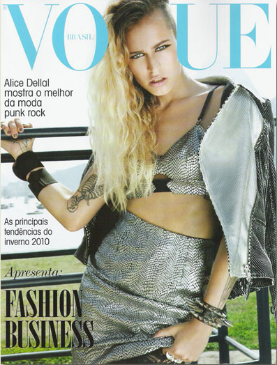 Vogue Fashion Business - march 2010