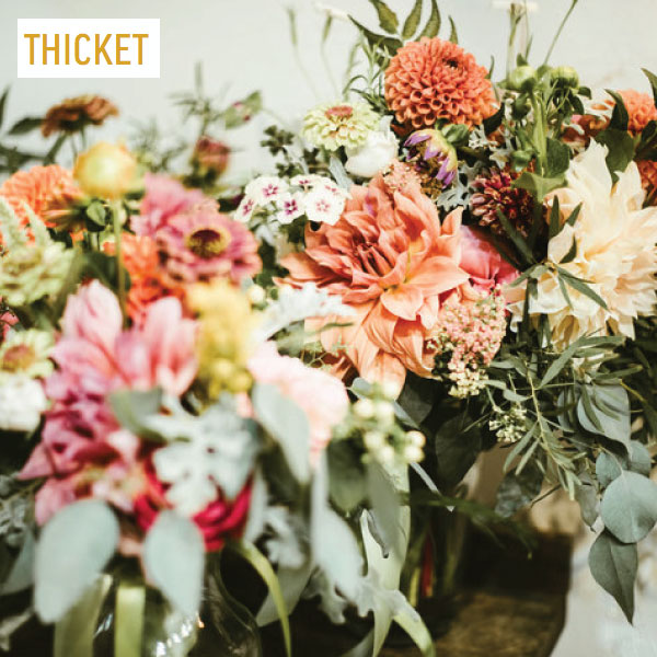 Thicket Creative - Floral Design  *Discount coming soon #floraldesign #weddings   thicketfloraldesign.com