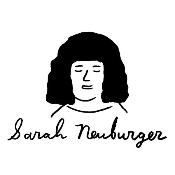 Sarah Neuburger  #illustration #illustrator   sarahneuburger.com