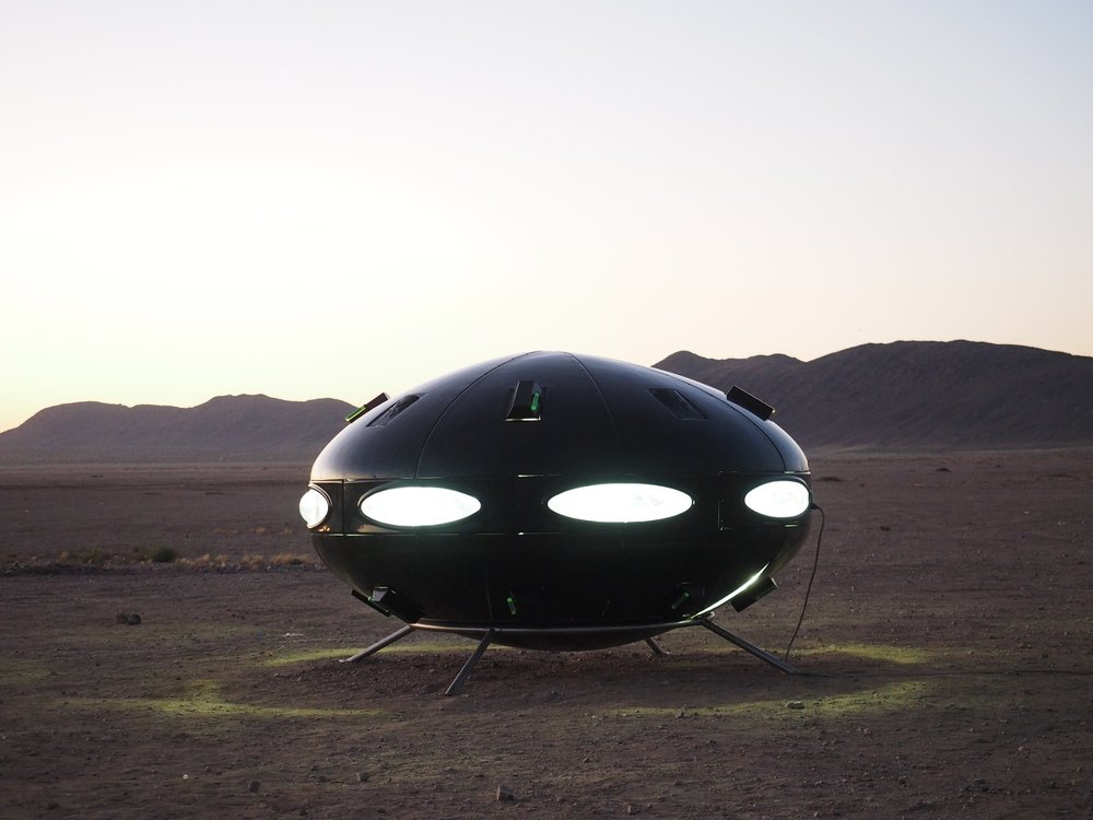 UFO Roadshow