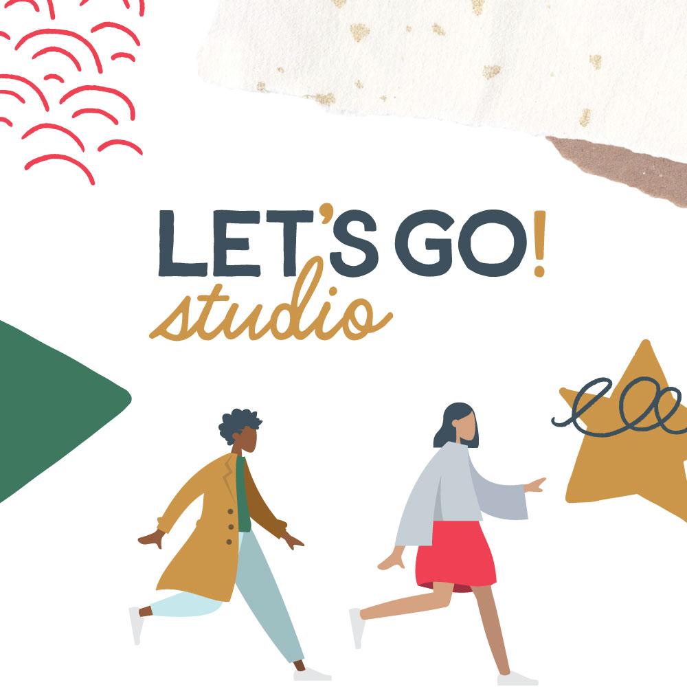 Let's Go Studio by Olivia Hutto Lopez