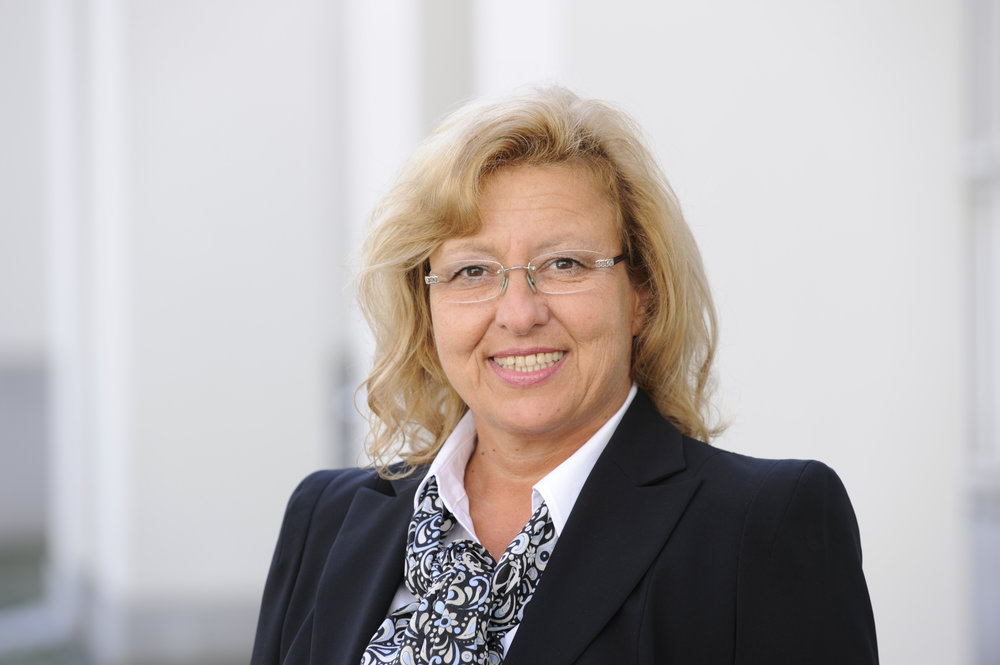 Susanne Müller: Admin., Fin., Pers.,