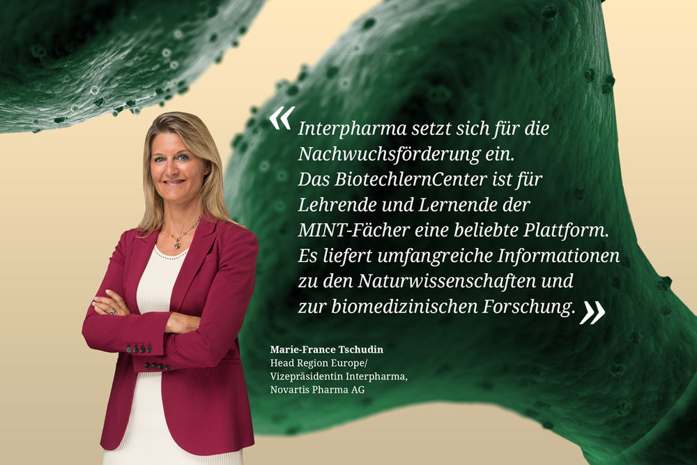Stefanie Granado  | General Manager Switzerland | Shire Switzerland GmbH
