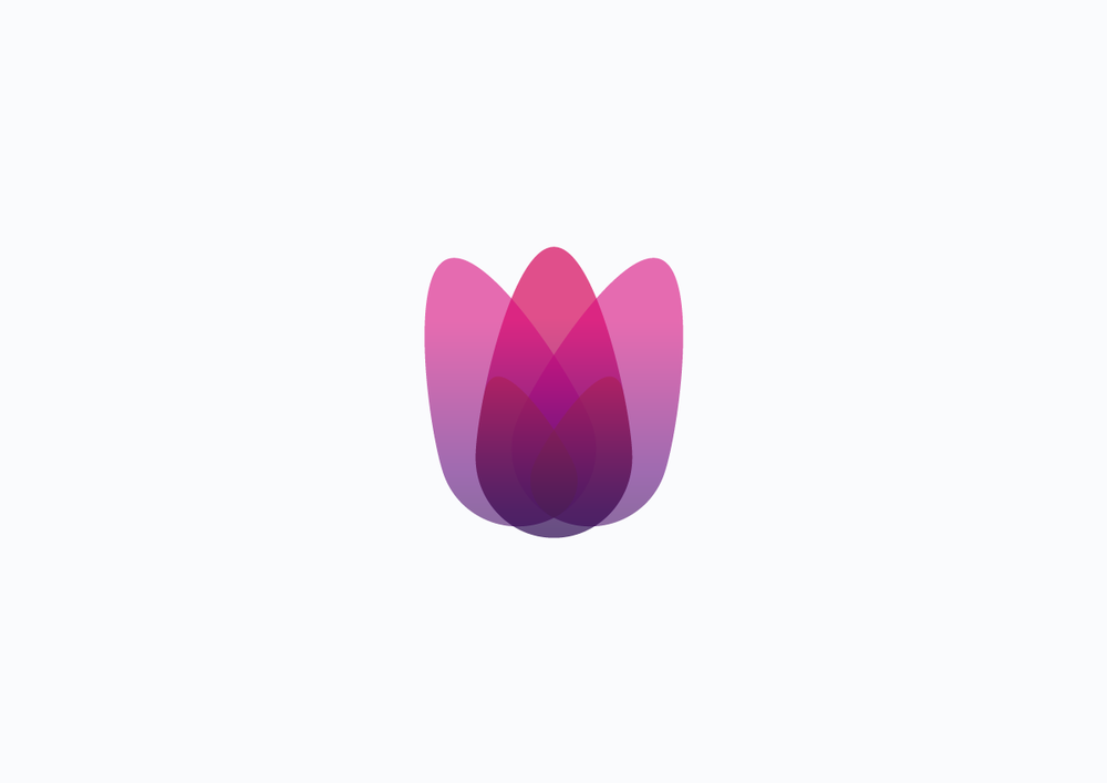 Blumes simplified logo