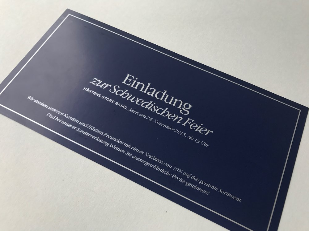 Invitations — Jennifer Lundberg