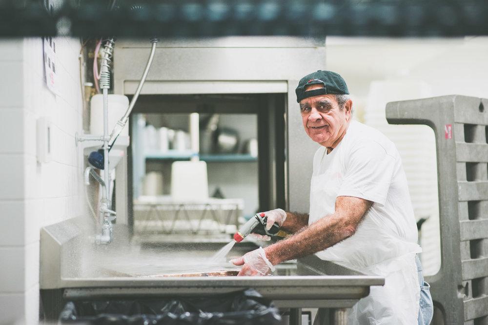 Male dishwasher - Worklife portraits - Photo credit Nicola Bailey.jpg