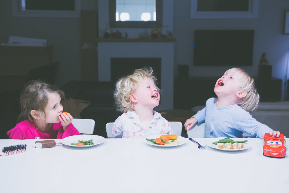 Three kids eating - Lifestyle - Photo credit Nicola Bailey.jpg